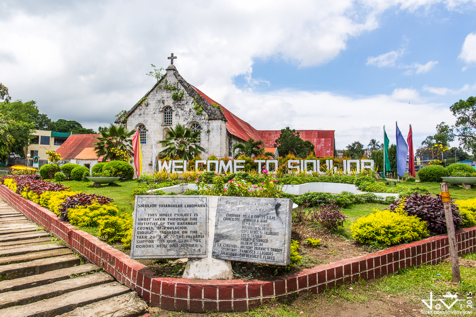 Welcome to Siquijor! Photo by Jovi Ong.