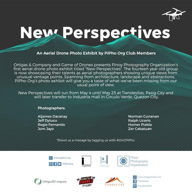 New Perspectives: Aerial Drone Photo Exhibit